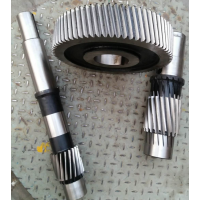 泰兴ZSY450-80减速箱一轴二轴三轴齿轮配件