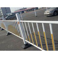 朋英 锌钢交通道路护栏 白色喷塑防护栏 厂家直销