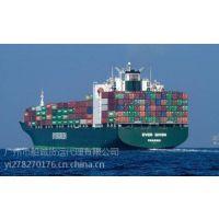 上海到海南海口和海南三亚走海运门到门分别多少钱一个柜