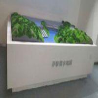供兰州创意地形模型和甘肃地理模型报价