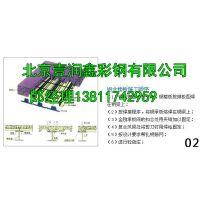 北京钢承板价格|720型镀锌钢承板|0.5mm厚钢承板|北京楼承板规格型号