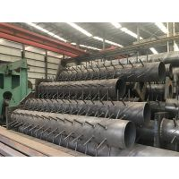 钢管立柱插桩狼牙棒插桩广西钢管厂定制生产