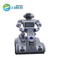 巡逻机器人 特种巡检 安防 保安机器人 苏州智伟达科技
