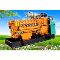 天然气发电机组厂家大秦机电500KW燃气发电机组价格