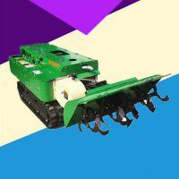 富兴履带式开沟机 施肥回填一体机 柴油大马力开沟机型号