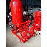 消防系统喷淋泵XBD15/27.8-100L-HY 恒压切线泵XBD14.2/24.4-100L铸铁