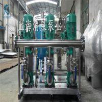 无负压变频供水设备 无负压供水机组 无负压供水设备 无负压供水