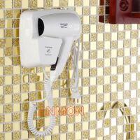 Anmon  壁挂式酒店电吹风机/挂壁吹风机