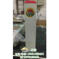 湖南 厂家直销永久基本农田界桩 玻璃钢材质 国土局专用尺寸