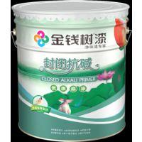 工程墙面抗碱防霉乳胶漆装修油漆厂家直销广东环保涂料底漆金钱树水漆