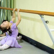 江苏舞蹈把杆厂家 舞蹈室压腿杆 结实美观耐用