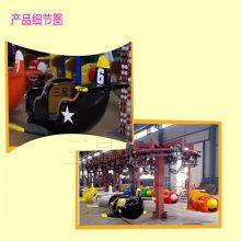 夜市儿童玩耍项目***新游乐设备飞虎骑兵物超所值