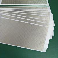 无基材导电胶贴合导电基料及超导电双面胶带成品模切加工