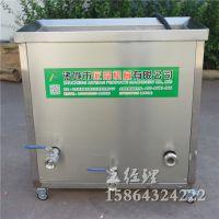 电加热撒子油炸机 油水分离油炸机 匠品