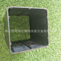 生产供应锂电池铝型材外壳 移动电源外壳 来图来样加工定做