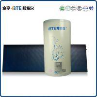 山西平板壁挂太阳能热水器 平板壁挂铜管流道太阳能热水器 产地货源现货