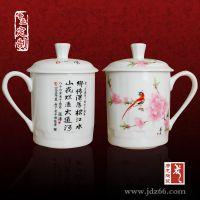 礼品茶杯三件套定做,景德镇陶瓷茶杯厂家