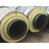 钢套钢蒸汽保温管检测合格