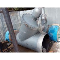 上海沪宣 SRY-25C DN700焊接Y型过滤器