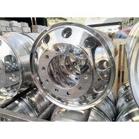 专供上海地区22.5*8.25浙江宏鑫科技有限公司生产锻造镁铝合金轮毂卡车轻量化轮毂