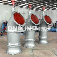 山东厂家供应350ZLB立式轴流泵 德能泵业