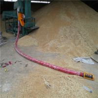 吸麦子的机器 定做各种吸粮机 15米长抽粮机 浩发