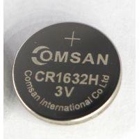 COMSAN®劲道电池CR1632H胎压监测宽温大电流超高容量专用电池