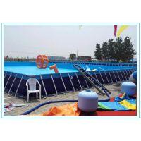 卡通支架水池水滑梯搭配套餐 水滑梯规格大小都能定制 夏季***流行的水滑梯玩具