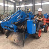 名舜生产小型扒渣机丨井下装卸设备丨矿用耙渣机丨轮式出渣机远销海内外