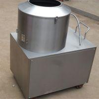 450型芋头清选削皮机 磨皮机 土豆去皮机机械