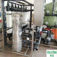 南宁隆安直供自来水制作矿泉水超滤设备 质量好效果好 一手货源选华兰达
