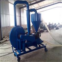 可弯曲软管吸粮机 碳酸钙粉大型气力输送机