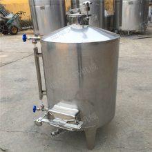 专业制作不锈钢酒罐和酿酒设备 文轩不锈钢酿酒设备 粮食白酒储存罐