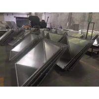 造型铝单板/ 波浪型铝天花吊顶 造型铝单板吊顶