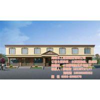 台前活动房|河南天工新型建材(图)|水泥别墅活动房