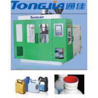 通佳机油桶洗衣液桶吹塑机生产设备