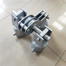 人工立杆工器具价格 15米水泥电杆立杆机 厂家洪涛
