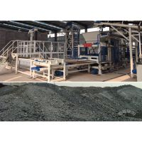 """银马水利护坡砖机让钢渣""""变身""""护坡砖,为钢渣回收利用拓展途径"""