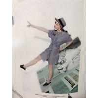 欧美时尚品牌女装折扣店卡拉贝斯多种款式尾货库存服装批发网中国女装十大品牌排名