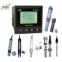 烟气脱硫脱销用在线PH监测仪 脱硫塔PH/ORP值测量仪 在线PH变送器