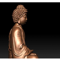 精雕浮雕圆雕立体建模软件ZB中文立体建模北京精雕浮雕培训