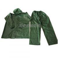 牛津雨衣套装 成人牛筋雨衣 建筑工地农业工业 分体雨衣