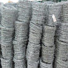 刺绳防护网 刺绳的价格 铁丝围栏网