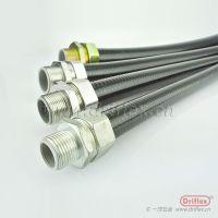 不锈钢平包管φ20,不锈钢304+棉线+PVC 304金属平管,成都厂家专供