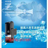 冷库低温冷冻机-广州富升制冷压缩机-谷轮压缩机ZS19K4E-TF7-550