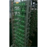新威NEWARE使用当中的电池检测柜 正在测试电池中的实物图片