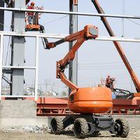 景德镇18米曲臂式高空作业平台