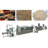 膨化大米粉的好处 膨化茯苓粉,藜麦代餐粉加工设备