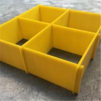 厂家直销河北塑料中空板 pp箱包玩具材料PP塑料板材