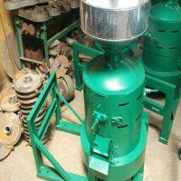 厂家直销新款碾米机 家用大米稻谷脱壳机 打米机 辗米粉碎组合机